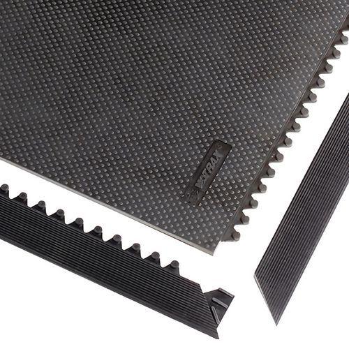 Placas modulares para proteção do pavimento e dos equipamentos Slabmat Carré