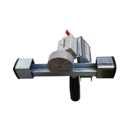 Medidor manual para cabos