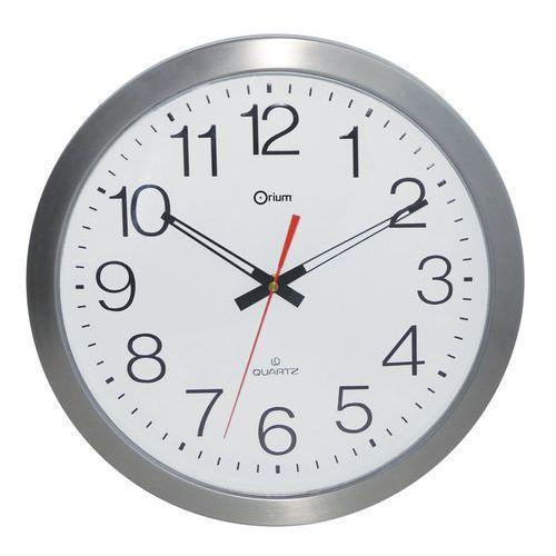 Relógio impermeável RC em inox – Orium