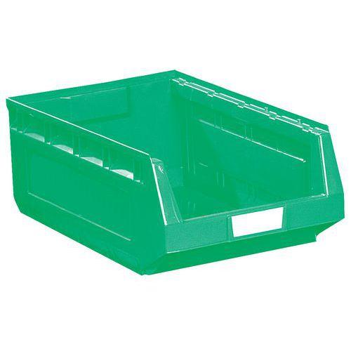 Caixa de bico kangourou - Comprimento 580 mm - 52 L - Manutan