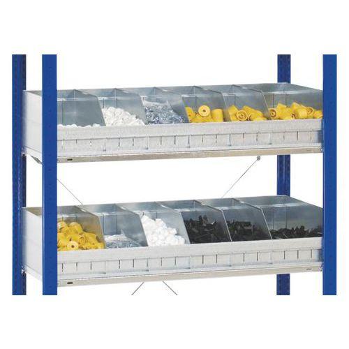 Divisória para compartimento a granel para Estante Easy-Fix