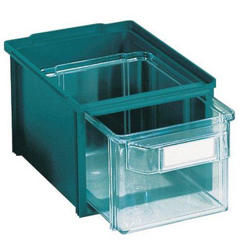 Caixa de armazenamento Rho Kappa