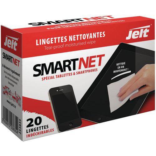 Toalhete de limpeza Smartnet JELT