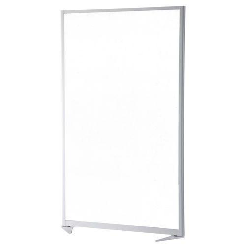 Divisória de separação moderna - Painel integral - Altura 150 cm