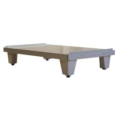 Base para cacifo Seamline® - Com pés