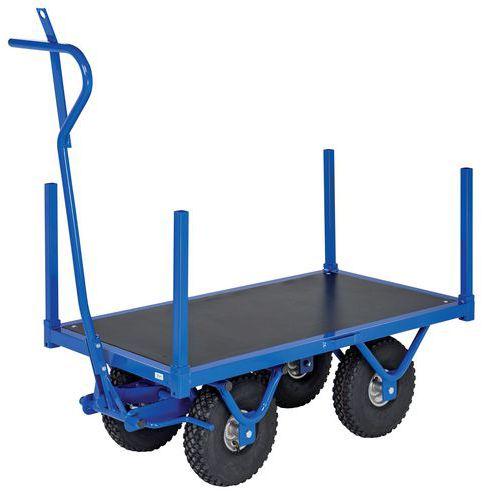 Carro para cargas pesadas – Capacidade: 650kg