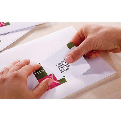 Etiqueta padrão – Impressão a jato de tinta