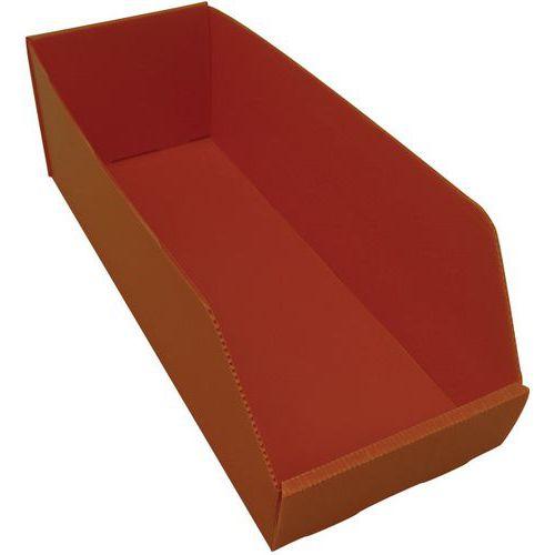 Caixa de bico desdobrável - Comprimento 480 mm - 13 L a 18 L