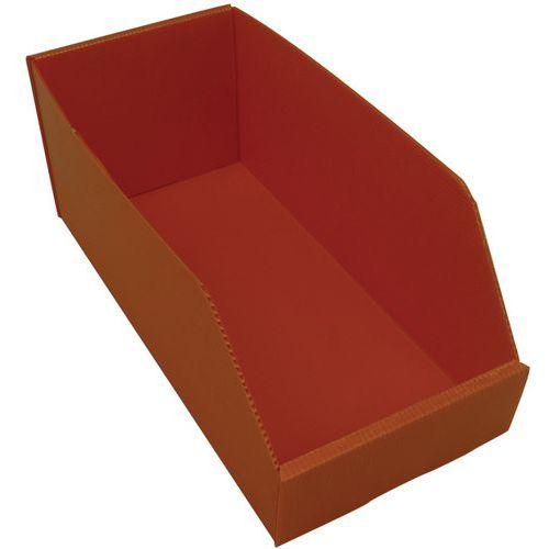 Caixa de bico desdobrável - Comprimento 380 mm - 5 L a 17 L