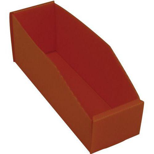 Caixa de bico desdobrável - Comprimento 280 mm - 2,5 L a 3,5 L