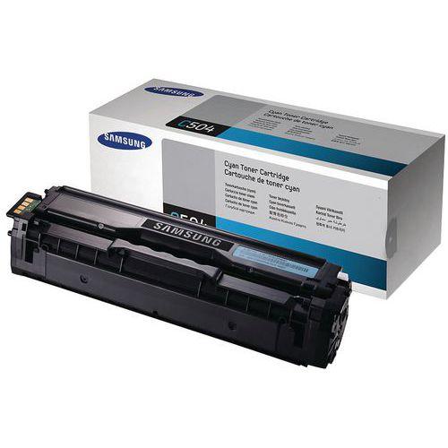 Toner - CLTx504S - Samsung