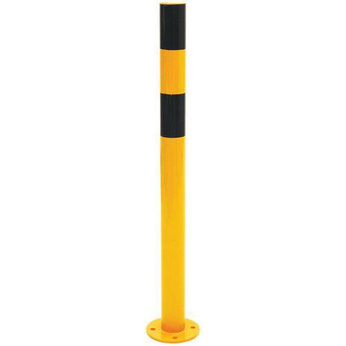 Poste de proteção preto/amarelo – Manutan