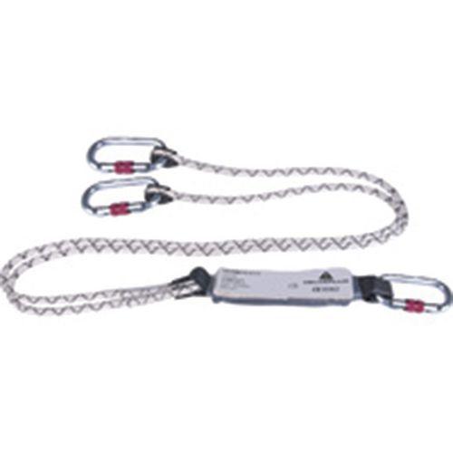 Anti-queda absorvedor de energia corda duplo de 1,5 m + 3 am002