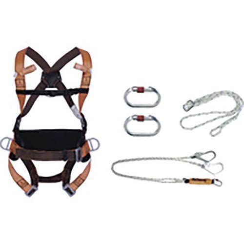 Kit anti-queda positionning & scaffolding: har14+ex021+an211200cdd+am002+1 saco de arrumação