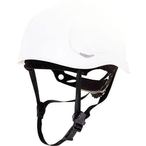 Francaletes sem proteção de queixo para capacete de obra granite