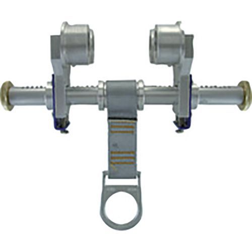 Dispositivo de ancoragem provisório com rodas