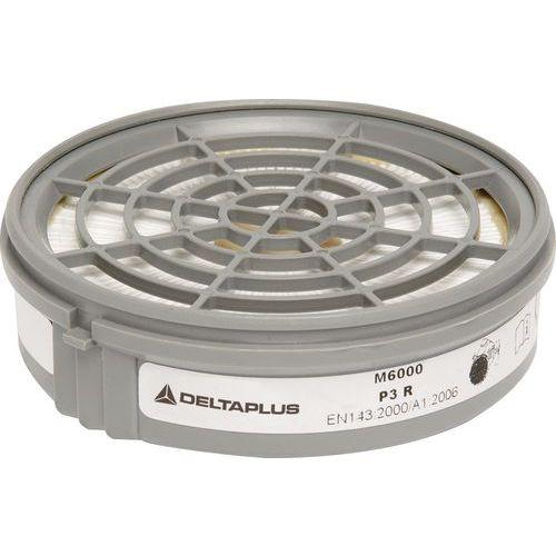 Kit de 2 filtros p3 para meia-máscara serie m6000 jupiter