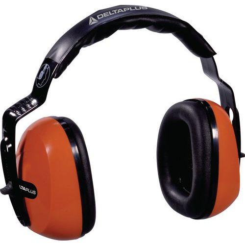 Abafador anti-ruído - snr 26 db
