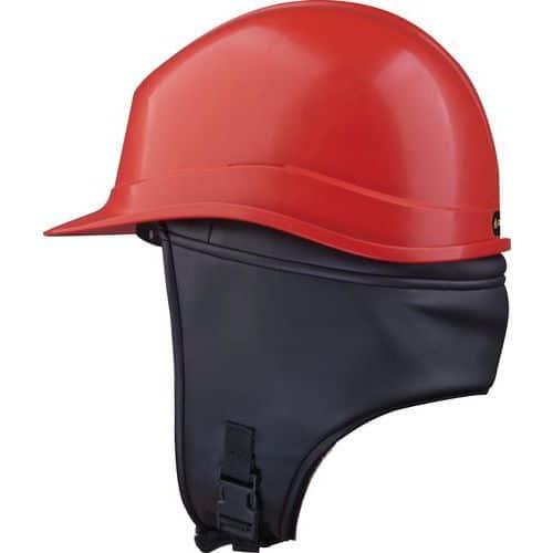 Forro para capacetes de estaleiros