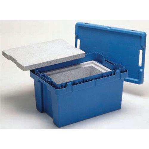 Revestimentos antichoques e isotérmicos para Poolbox