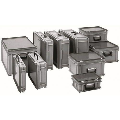 Maleta de caixa Rako – 300 a 600mm de comprimento – 5 a 50 L – UTZ