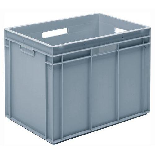Caixa empilhável cinzenta de norma europeia RAKO – 45 a 100L