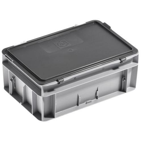 Caixas cinzentas com tampa RAKO – 300 x 200mm – 5 e 9L