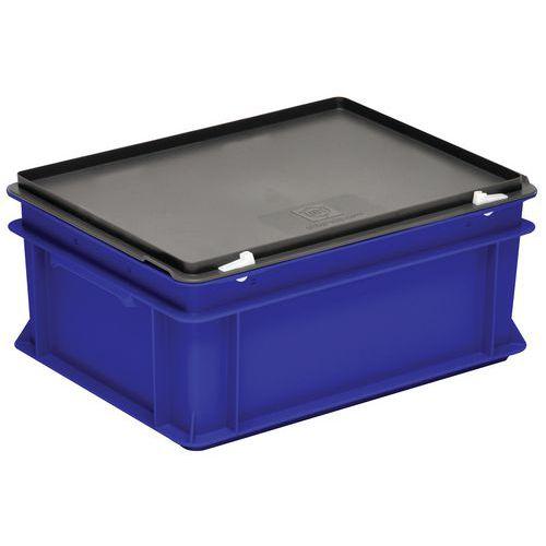 Caixas azuis com tampa RAKO – 300 x 200mm – 5 a 60L