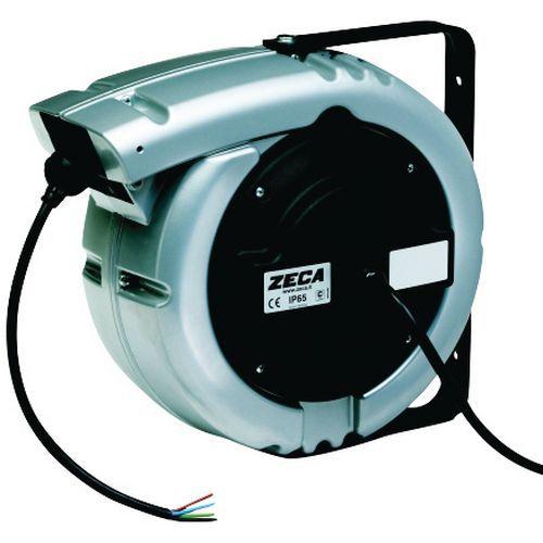 Enrolador de cabo – Proteção IP65 – Zeca