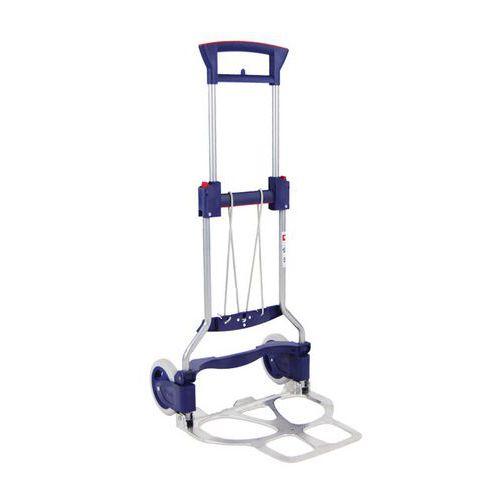 Porta-cargas dobrável - Aba XL - Capacidade de 125 kg