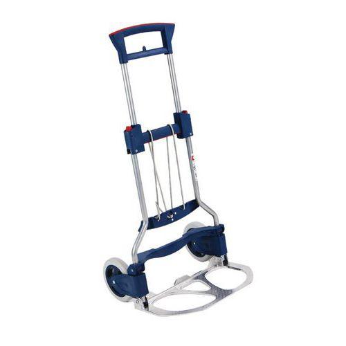 Porta-cargas dobrável - Capacidade de 125 kg