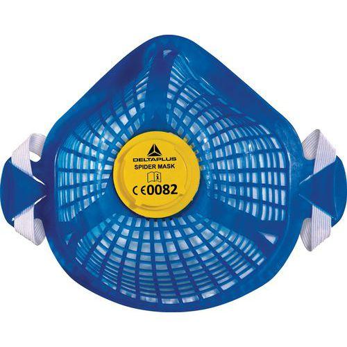 Semimáscara respiratória Spider Mask reutilizável