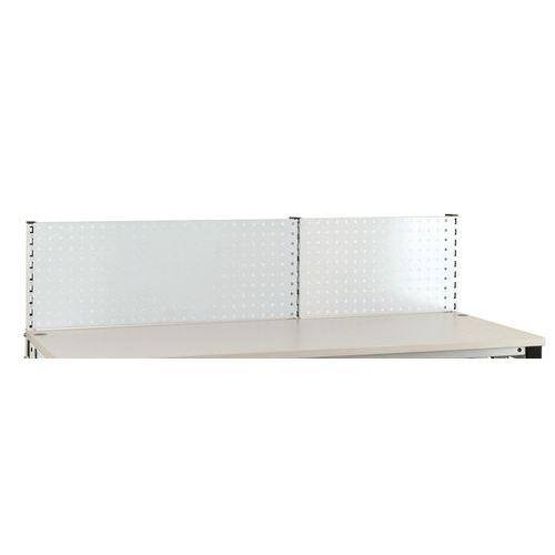 Superestrutura com 3 suportes - Largura: 168,5 cm