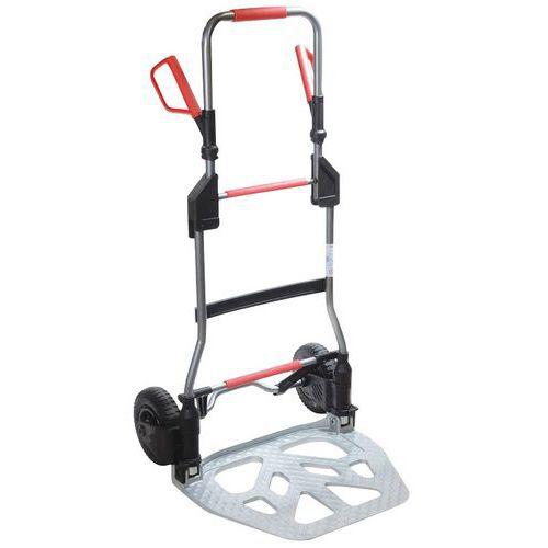 Porta-cargas dobrável - Capacidade de 250 kg