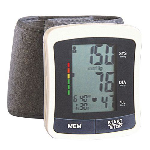 Tensiómetro eletrónico de pulso