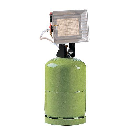 Aquecimento radiante - A gás propano - Portátil