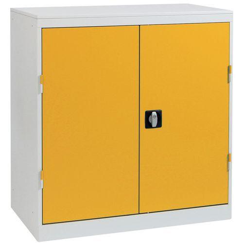 Armário de proteção - Capacidade de armazenamento de 100 l