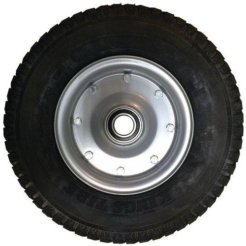 Roda pneumática insuflável