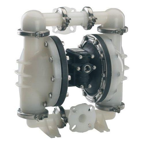 Bomba pneumática de membranas - Produtos neutros ou ligeiramente corrosivos