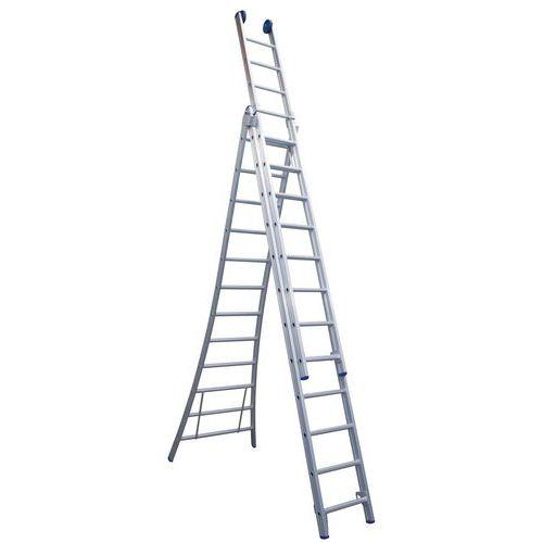 Escada transformável de 3 planos