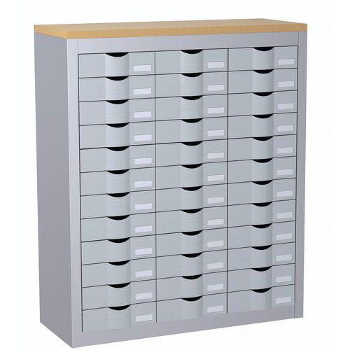 Móvel com gavetas - Paperflow