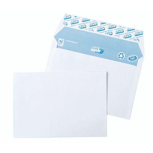 Envelope branco de 80g – caixa de 500