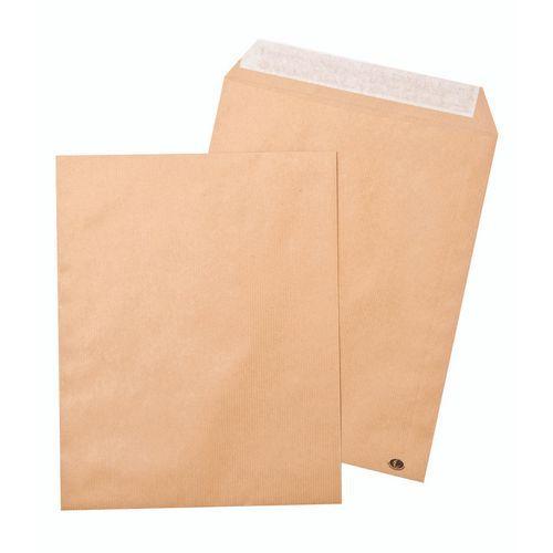Envelope em cartão kraft de 90g – sem janela