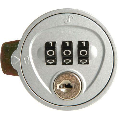 Fechadura mecânica com código – 3 rodas seletoras – Euroflocks