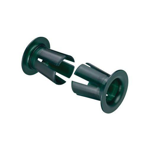 Encaixe do desenrolador plástico para filme estirável