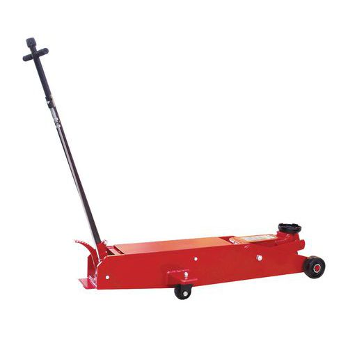 Macaco hidráulico rolante Heavy Duty - Capacidade de 2 a 10 toneladas