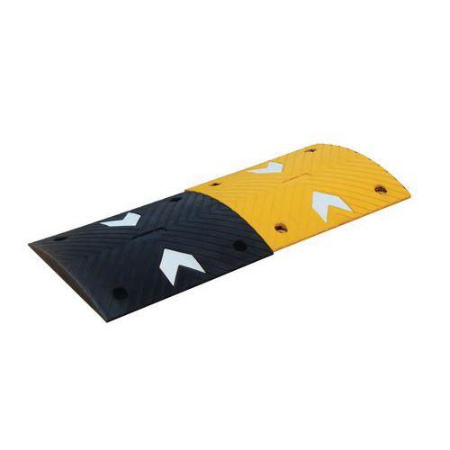Lomba redutora de velocidade de módulos preto e amarelo - 20 T