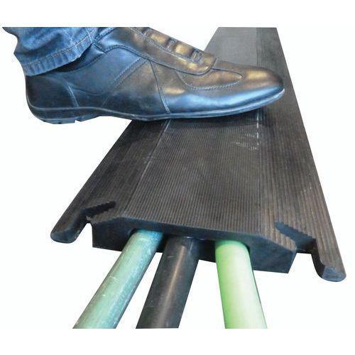 Calha de piso para passagem de cabos – Manutan