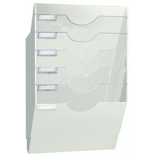 Classificador de parede - 6 compartimentos
