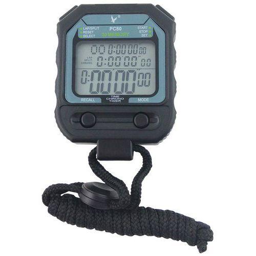 Cronómetro digital 3 linhas - Manutan